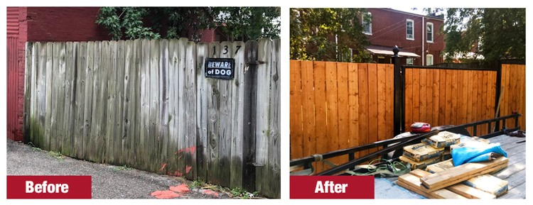 Gate Before and After