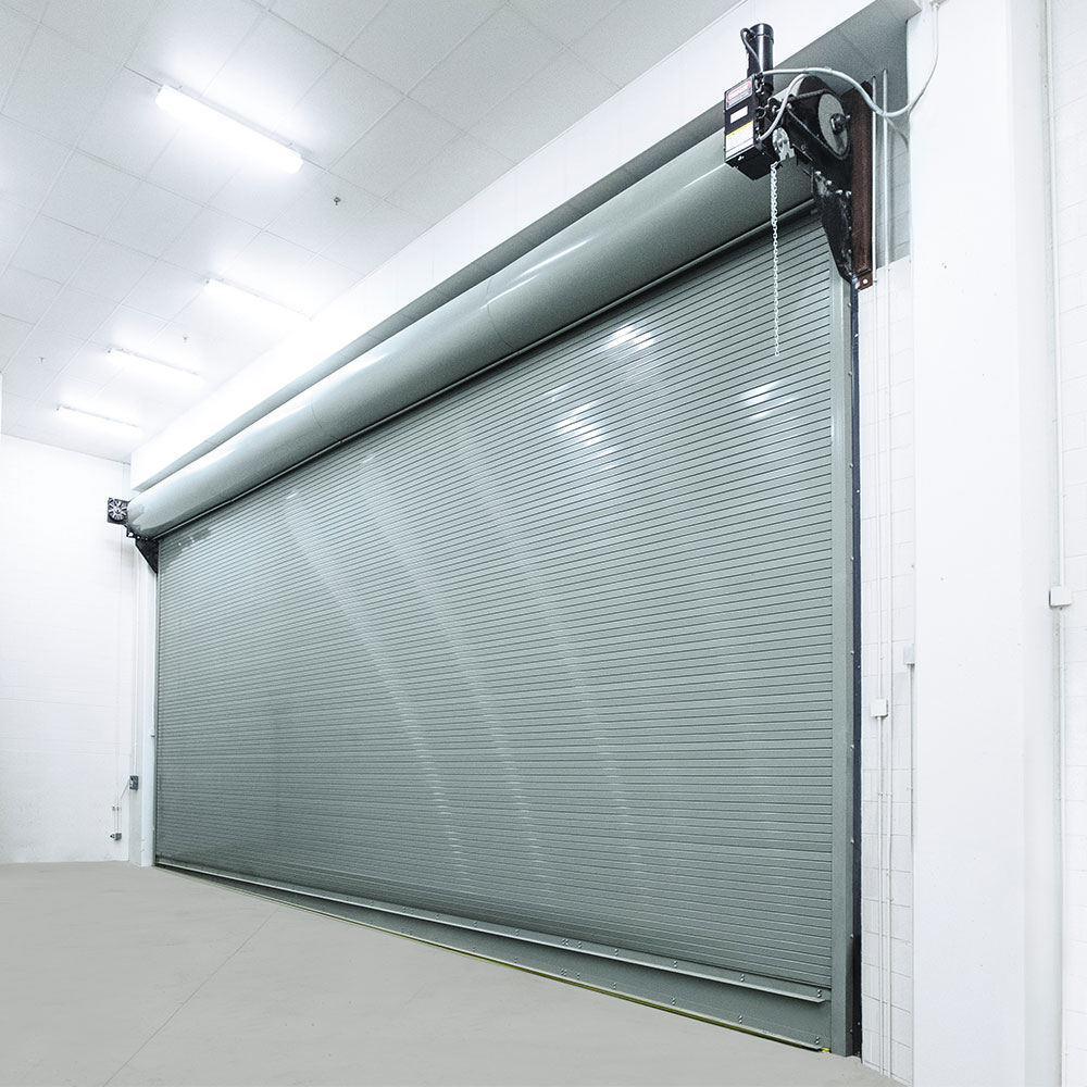 New Commercial Garage Door Installation