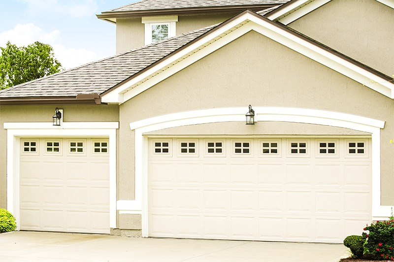 Precision garage door of st louis photo gallery of for Cost to build a garage st louis